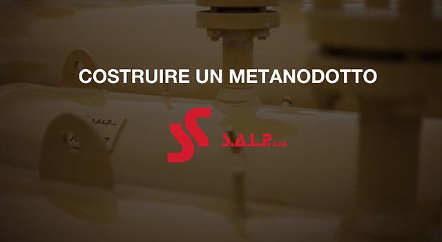 S.A.L.P. spa sceglie SIC s.r.l. per la Sorveglianza Sanitaria ed il Medico Competente sul cantiere SNAM di Mazara del Vallo