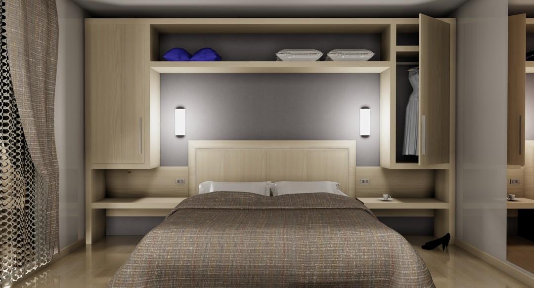 Mini appartamento 35 mq nel cuore del centro storico di - Mobile a ponte per camera da letto ...